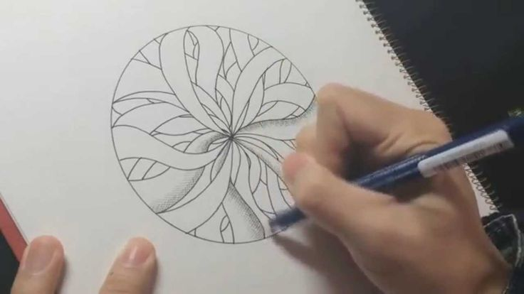 How to shade ~Shading in drawing / zentangle ~