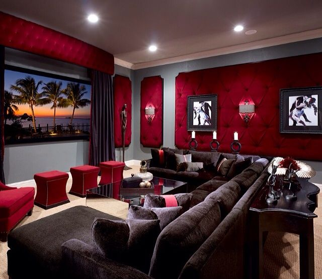 399 Best Action-Packed Home Theaters Images On Pinterest