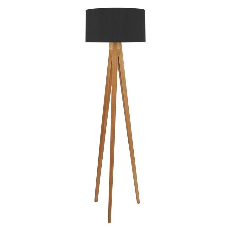 17 Best Ideas About Wooden Tripod Floor Lamp On Pinterest