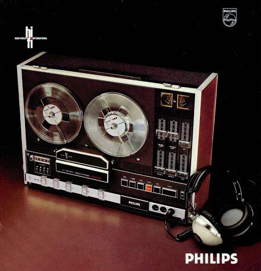 PHILIPS N4510 (1973) www.1001hifi.com