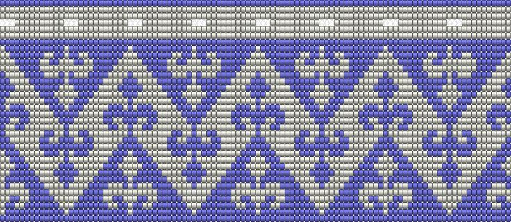 dit patroon is niet zelf ontworpen, maar het patroon ...