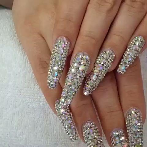 Fairy nails   Nails ideas in 2019   Nails, Nail art ...
