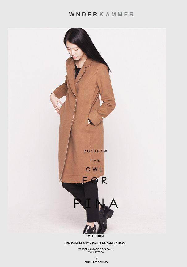 wnderkammer#fit coat#beige coat#wool coat# www.wnderkammer.com