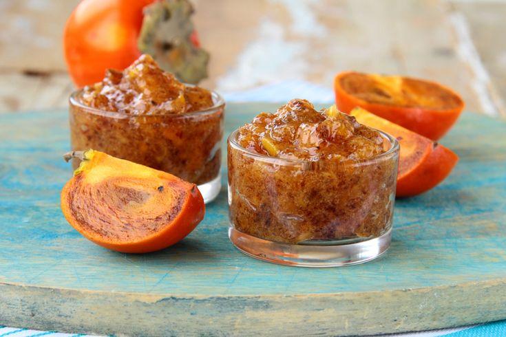 Marmellata di Cachi con zucchero di canna