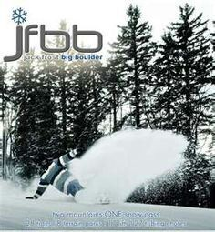 Jack Frost Big Boulder..... when I used to ski....30 odd years ago