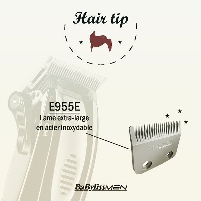 Une coupe au poil avec la tondeuse cheveux professionnelle E955E munie de lames de 45mm en acier inoxydable.  #style #beardgrooming #hommeabarbe #styles #mensgrooming #menstyles #beardgang #haircut #barberlife #barber #bigbeard #corps #instabeard #body #hairstyle #menwithbeard #getbearded #beardofinstagram #beardlover #barbe #beardlife #barbergrade #mensessentials #trimmer #beardagram #cut #menandtheirbeards #babylissformen by babyliss_for_men