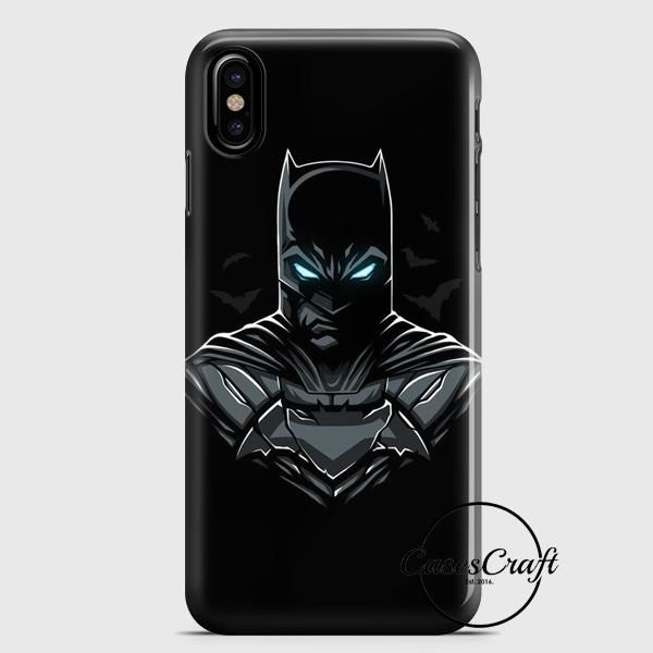 Batman Cartoon Art iPhone X Case | casescraft