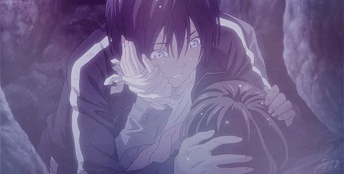 THE ANGST!!!!! YATO RUINED THIS MOMENT!!