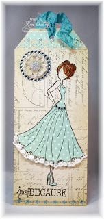Dragonfly Dreams:  cute paper dolls