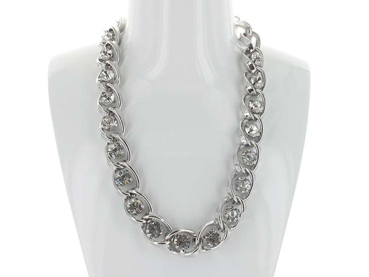 Bling Chain Necklace Set