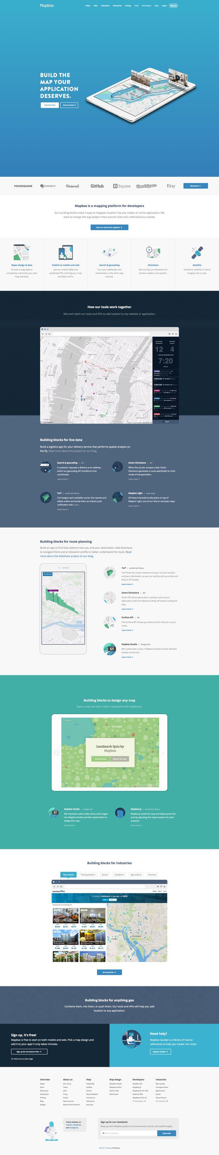 Homepage redesign by Tatiana Van Campenhout 36