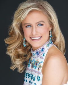 Mary Beth Moore, Miss Troy University, is among the 48 contestants competing for the crown of Miss Alabama on the campus of Samford University in Birmingham. The winner of Miss Alabama will be announced on June 10, 2017.