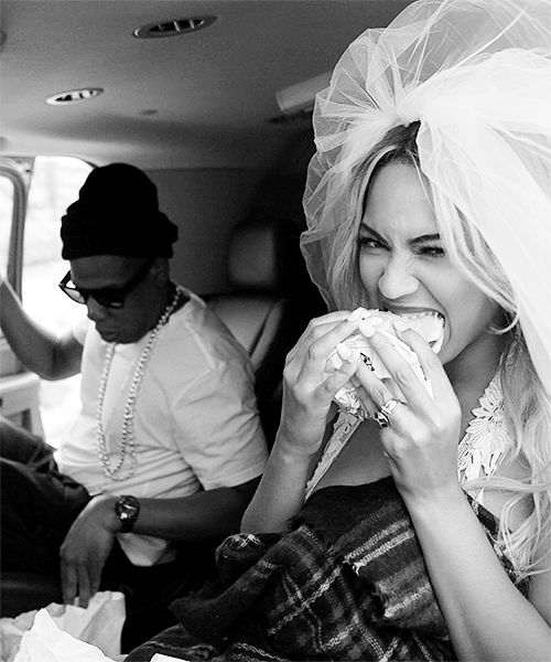 If Beyonce has time for a burger, you have time for a burger.