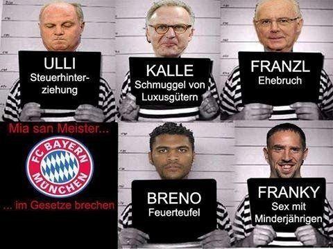 Bayern München Witze Bilder