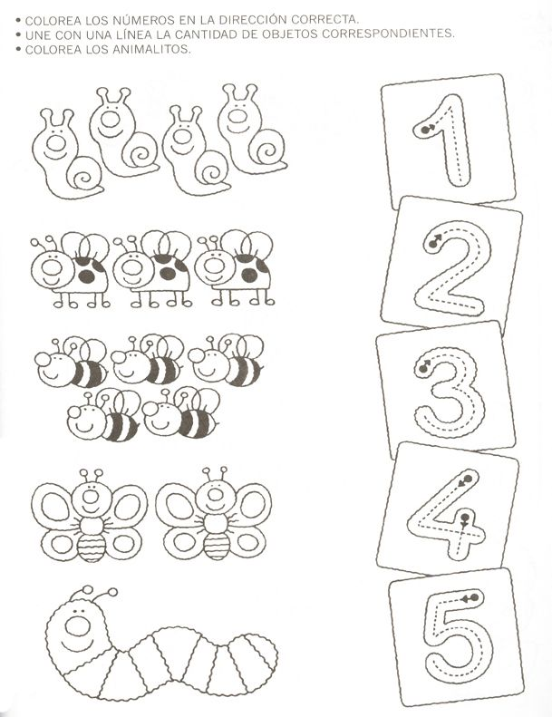 123 mania los numeros del 1 al 10 - adely l - Álbumes web de Picasa