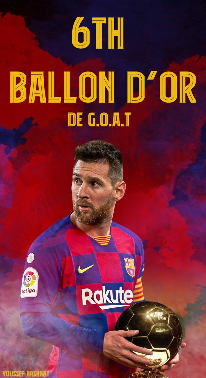 Download 6th Ballon Dor Wallpaper By Youssef Nashat10 0e Free On Zedge Now Browse Millions Of P Lionel Messi Lionel Messi Wallpapers Lionel Andres Messi