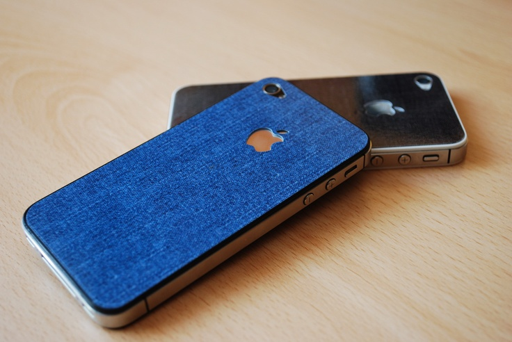 My iPhone jeans skins from iSkinee.com