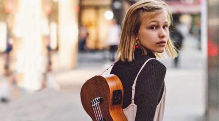 Country Music Lyrics - Quotes - Songs Grace vanderwaal - 'AGT' Winner Grace VanderWaal Finally Releases Emotional Debut Song - Youtube Music Videos http://countryrebel.com/blogs/videos/grace-vanderwaal-releases-her-first-song-post-agt-win