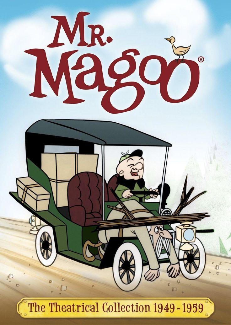 Mr Magoo On Pinterest Hog Feed Image Saturday Morning