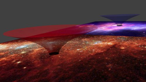 La Voie Lactée est-elle un trou de ver géant ?