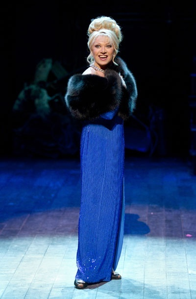 Wheee, will never forgot I actually got to see her in this role. I never thought I would see Elaine Paige in person. My idol!