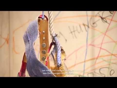 Exhibition Film: Carolee Schneemann. Kinetic Painting - YouTube