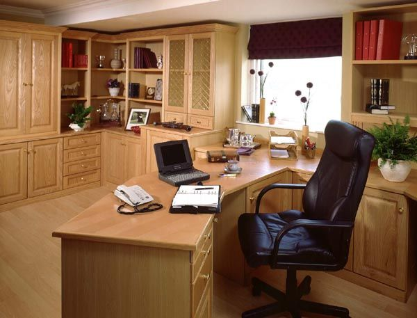 One day when I'm grown up - I want a home office like this!