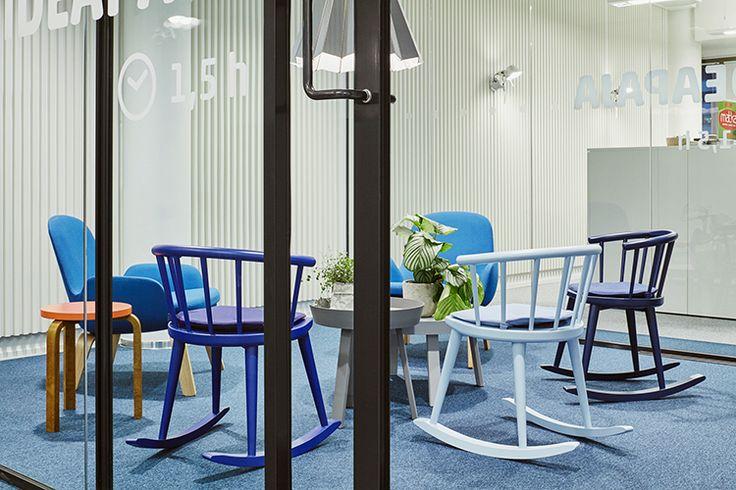 office design, Suomen Messut Sisustusarkkitehdit Fyra