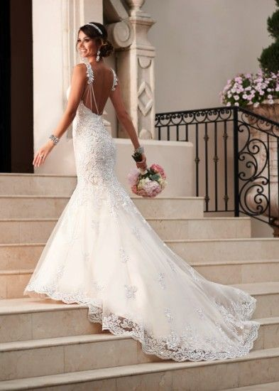 Glamorous 2015 Stella York wedding dresses | Wedding Dresses | Plan Your Perfect Wedding