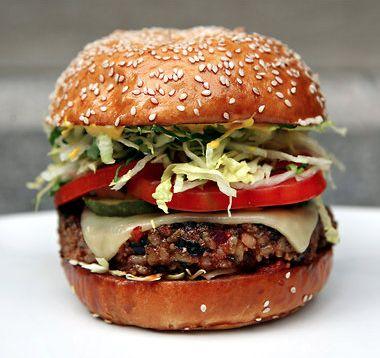 New York City's best veggie burgers