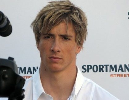Is Fernando Torres Liverpool's best looking player ever?