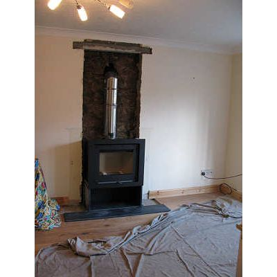 Wood burning stove in home with no chimney - 118 Best Images About Fire On Pinterest Wood Burner, Mantels And