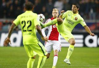 Suarez Belum Cetak Gol untuk Barca - AlbarruNews