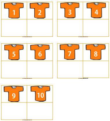 muurkaarten rugnummers
