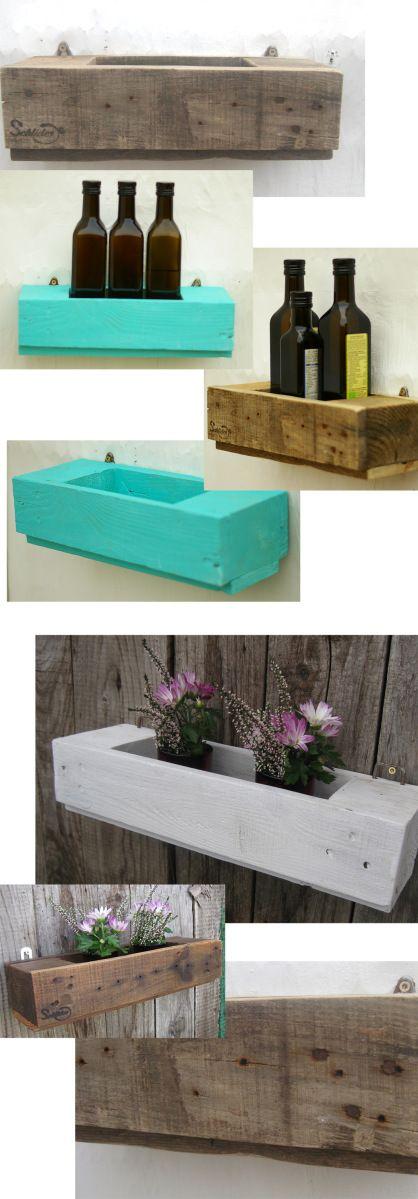 Diy kleines Palettenholzregal – bauen Sie nachhaltige Wohnaccessoires selbst   – Paletten Ideen, Palettenmöbel, Palettenkunst, Wohnzubehör aus Palettenholz