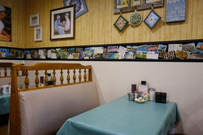 You might be surprised to find an Amish restaurant in Florida (and it's true you won't find many), but there is actually an Amish community near Sarasota called Pinecraft.