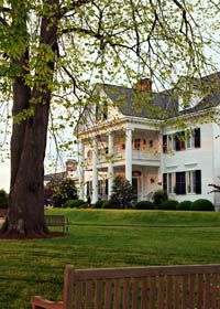 Warner Hall in Gloucester Va.  My family's ancestral home.  Mildred Warner Washington, grandmother to George Washington.
