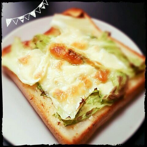 今日のランチ(*´ω`*) 粒マスタードが良い仕事をしてるずぼら飯 - 33件のもぐもぐ - CRT(チーズレタストースト♪) by tommysaku