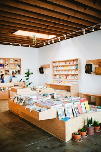 & Pens Press / indie bookshop and publishing house in Culver City