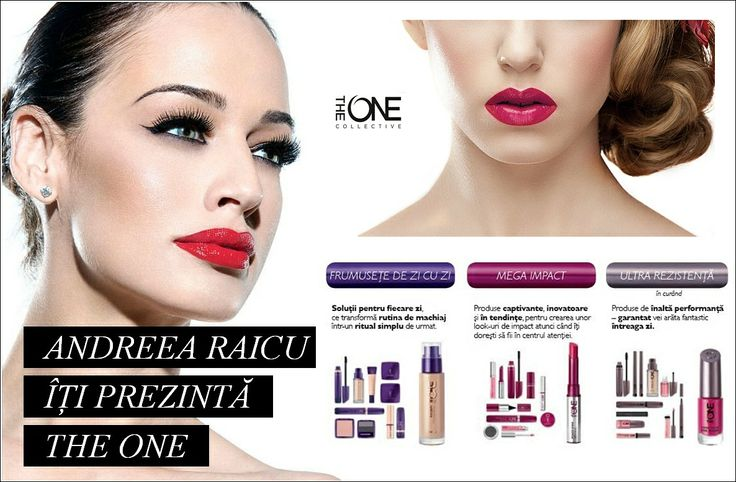 Are you THE ONE? #blogs #beautyblogs #oriflame