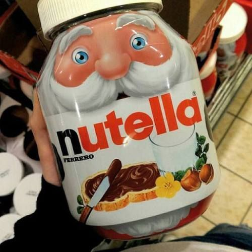 wow, what nutella is this?? :o Check it out: Instagram.com/catarina_lopes