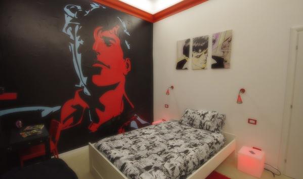Lucca Comics 2012: i migliori hotel del mondo in stile fumetto