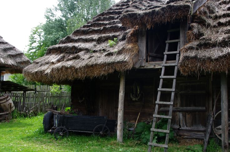Folk Culture Park - Open Air Museum in Kuligow upon Bug