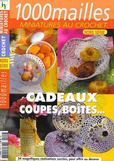 1000 Mailles 099 Miniature au Crochet - RAIHUEN - Álbuns da web do Picasa