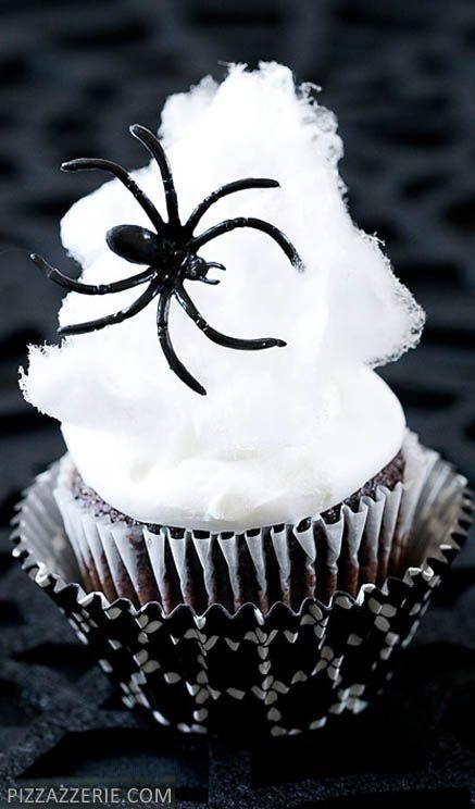 yummy halloween cupcakes