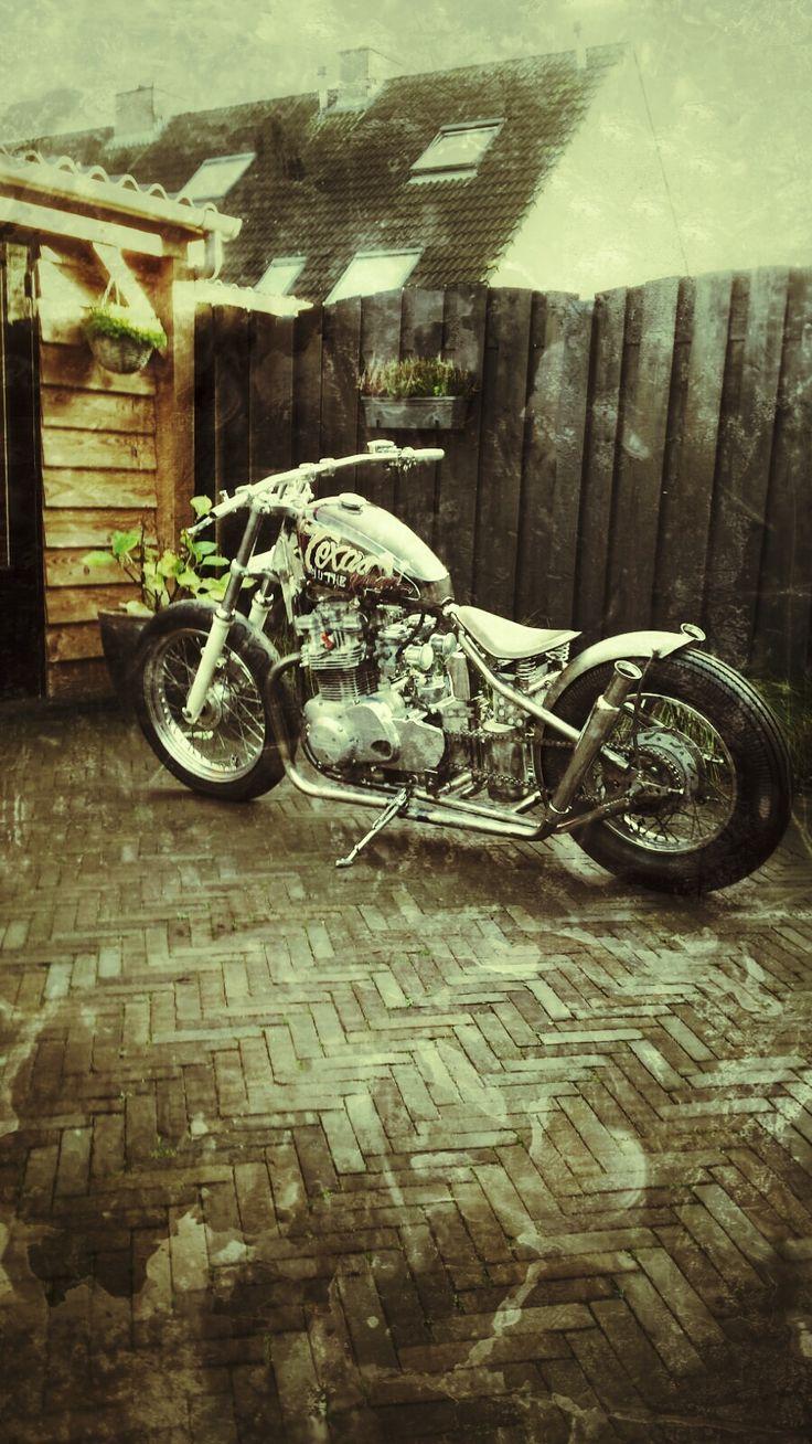KZ750 Bobber