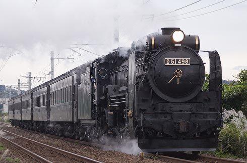D51 498号機