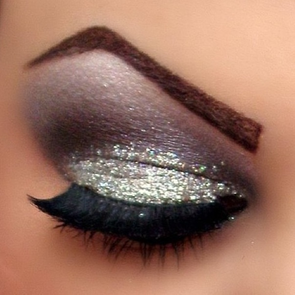 Shannan, what you think of this for Prom makeup