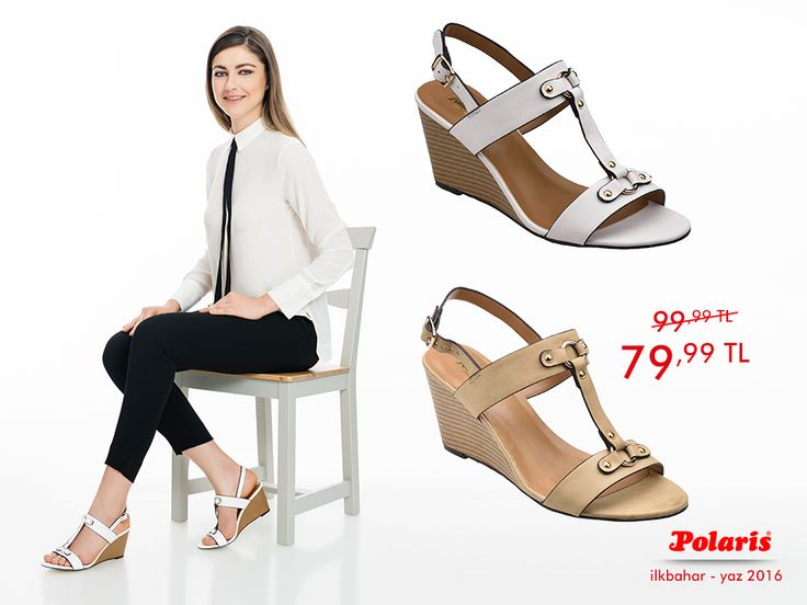 Yaz indiriminde son fırsatları kaçırmayın!  #SS16 #newseason #summer #spring #ilkbahar #yaz #yenisezon #fashion #fashionable #style #stylish #polaris #polarisayakkabı #shoe #ayakkabı #shop #shopping #women #womenfashion #trend #moda #ayakkabıaşkı #shoeoftheday