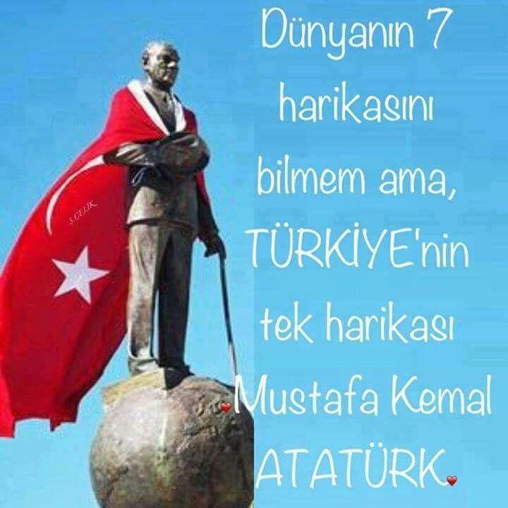 V ayrıca bir başkasıda Türkiyenin tek harikası olamaz .